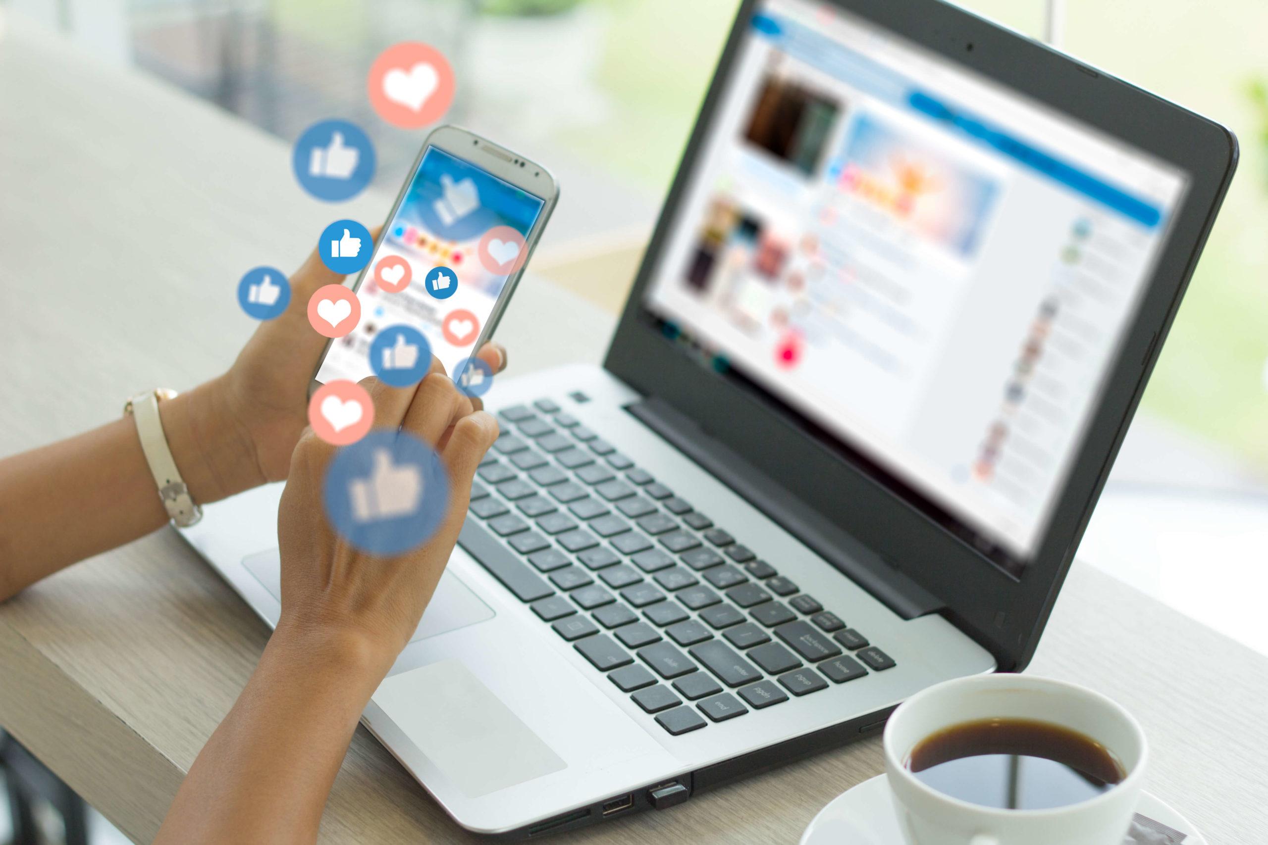 Social Media Shoutouts