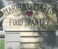 Martha & Mary's Food Pantry