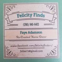 Felicity Finds Designs